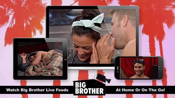 Big Brother 20 (BB20 US) Live Stream Feeds Online