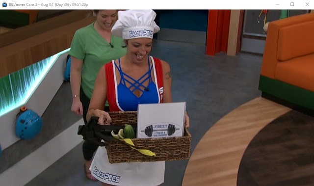 Punishments & Costumes Arrived In The 'Big Brother 20' House [SEE