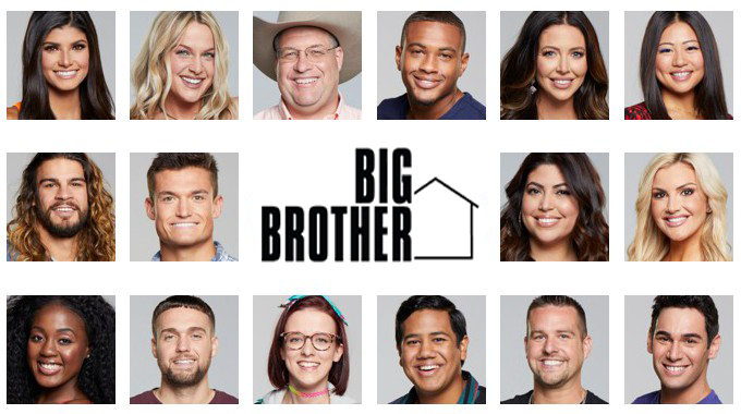Meet the New Houseguests Moving in for Big Brother Season 21